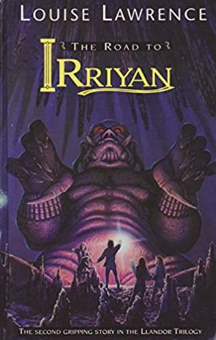 book cover of The Road to Irriyan
