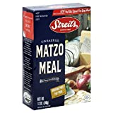Streits Matzo Meal, 12-Ounce Boxes (pack of 36)
