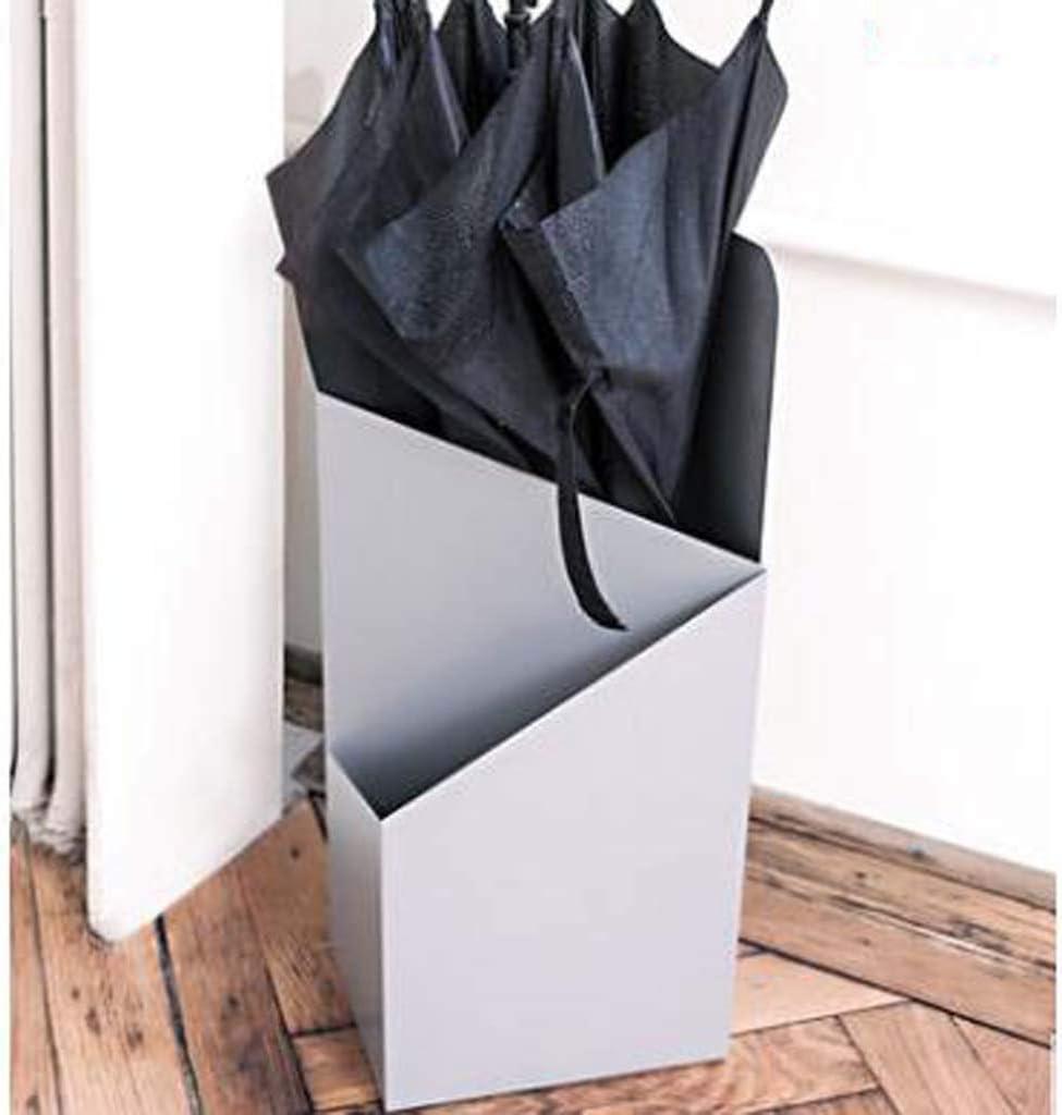 Porte-parapluies debout libre pour porte-parapluie au sol pour cannes//b/âtons de marche//Blanc porte-parapluies en m/étal support pour porte-parapluie en m/étal