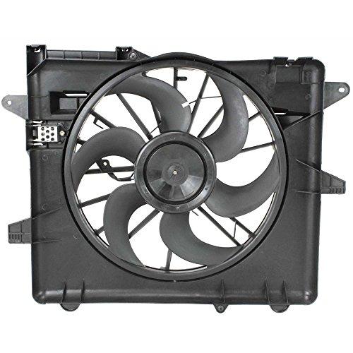 (Radiator Fan Assembly for MUSTANG)
