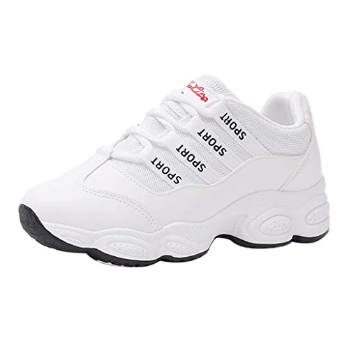 the best attitude f0778 3f7fe Sunnywill Donna Scarpe da Ginnastica Running Sportive Interior all Aperto Tennis  Fitness Basse Sneakers