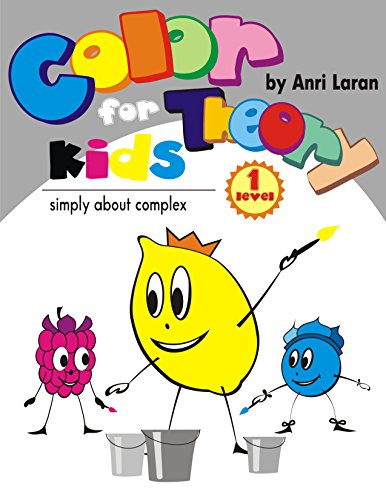 Free eBook - Color Theory for kids