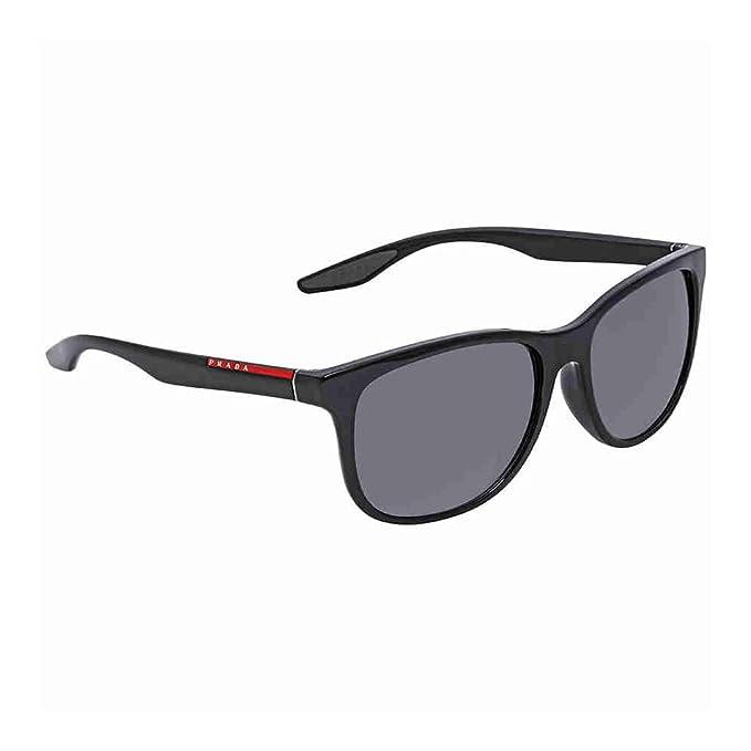 Amazon.com: Prada Linea Rossa PS 3 OSF 1AB5W1 - Gafas de sol ...