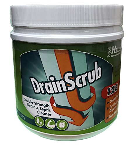 Drainscrub 2lb Powder Enzyme Drain Cleaner And Septic