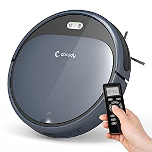 Best Coredy Robot Vacuum Cleaner 1400pa Super Strong
