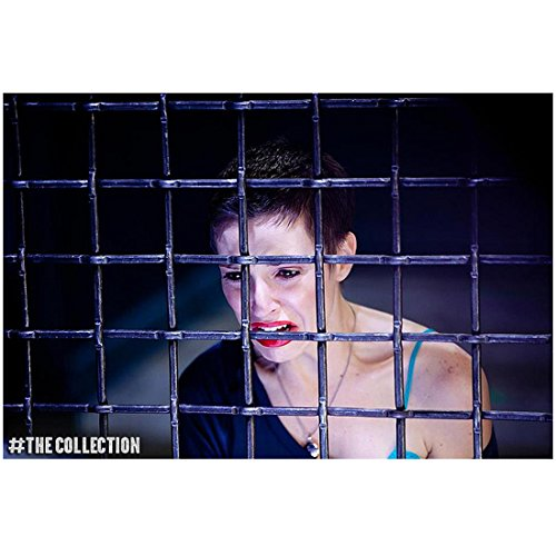 The Collection (2012) 8 inch by 10 inch PHOTOGRAPH Emma Fitzpatrick from Chest Up Crying in Cage -