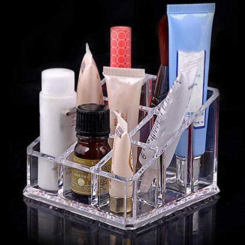 XWYSSH主催 アクリル化粧品主催のための化粧品ストレージボックスプラスチック製の収納ボックスオフィス XWYSSH