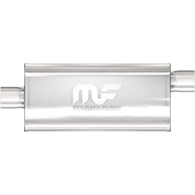 MagnaFlow 12286 Exhaust Muffler: Automotive