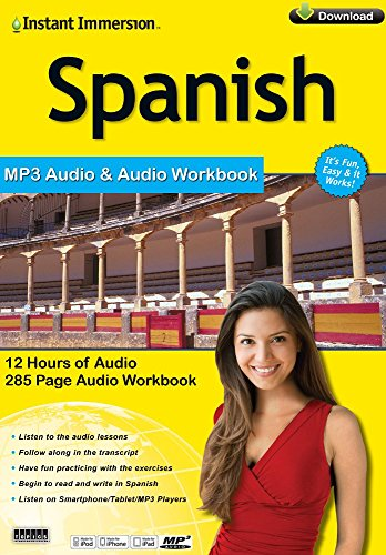 Instant Immersion Spanish Audio Course   Workbook  Download