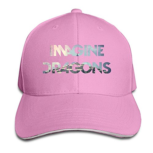 sunny-fish6hh-unisex-adjustable-imagine-dragons-baseball-caps-hat-one-size-pink