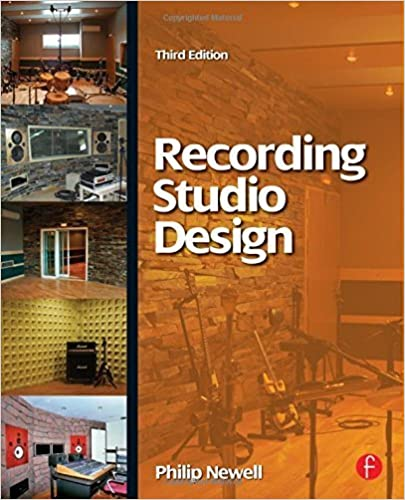 Recording Studio Design 3rd edition by Newell, Philip (2011)