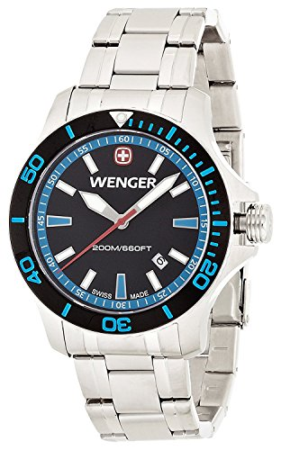 WENGER watch Seaforth 01.0641.106 Men's [regular imported goods]