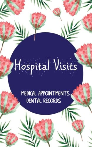 Hospital Visits Medical Appointments Dental Records: Dental Records / Medical Records Dentist Log/ Household Family Planner Binder Inserts/ Health Tracker