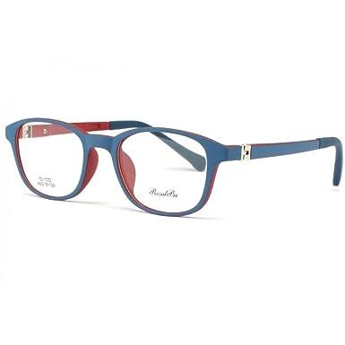 0c56685a90df12 ROSALBA Monture lunette enfant bleu et rouge 7 à 12 ans Gyms - Garçon