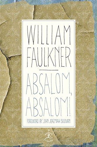 Absalom, Absalom! (Modern Library)