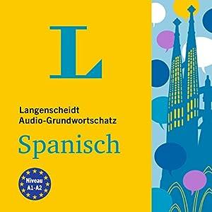 Langenscheidt Audio-Grundwortschatz Spanisch Hörbuch