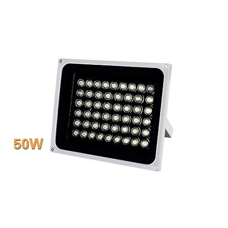 XXZJD Foco LED Proyector, Luz De Seguridad Impermeable Al ...