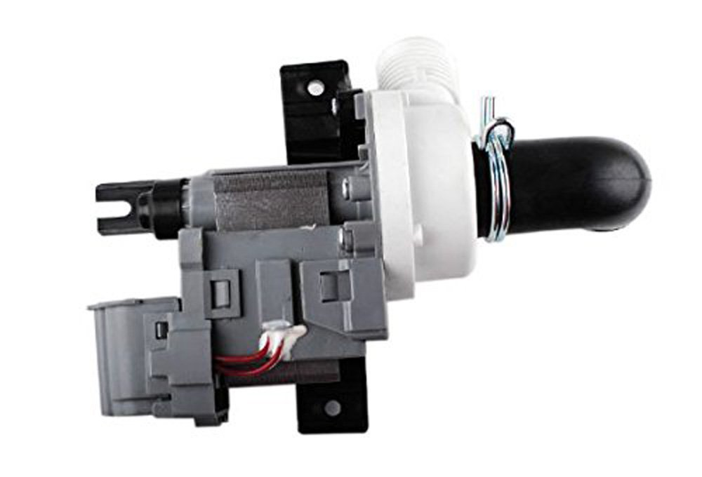 Siwdoy W10536347 W10155921 W10049390 Washer Drain Pump for Whirlpool Kenmore Maytag W10217134 AP5650269