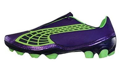 05210398e Amazon.com | PUMA V1.10 i FG Mens Soccer Boots/Cleats - Purple ...