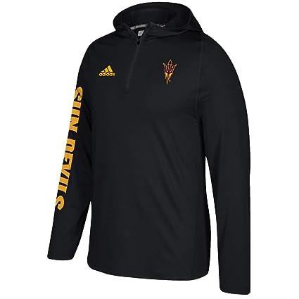 a397765f Amazon.com : adidas Arizona State Sun Devils NCAA Men's Black ...
