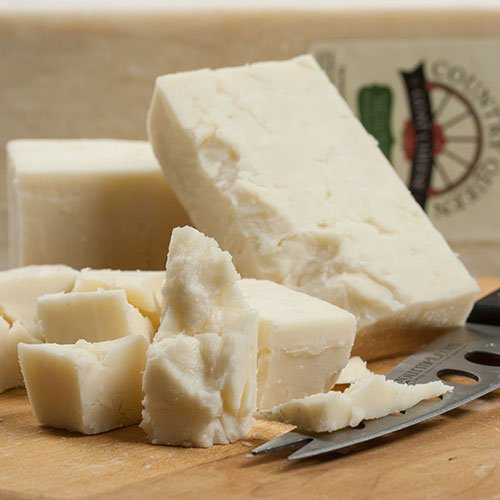 Raw Milk Cheddar - 9