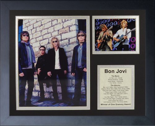 n Jovi II Framed Photo Collage, 11 by 14-Inch ()