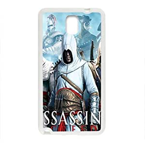Happy Assassin's creed rogue Case Cover For samsung galaxy Note3 Case