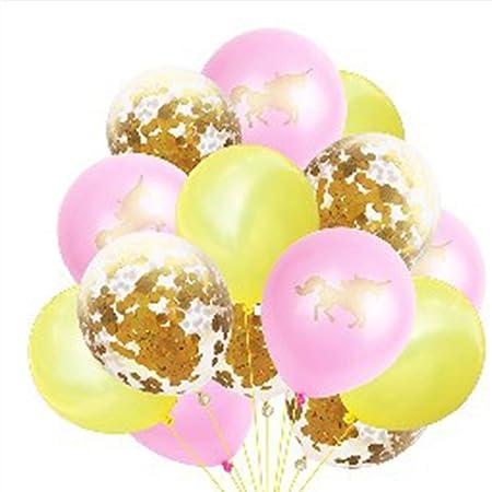 Doitsa - Globos de Unicornio para decoración de cumpleaños ...