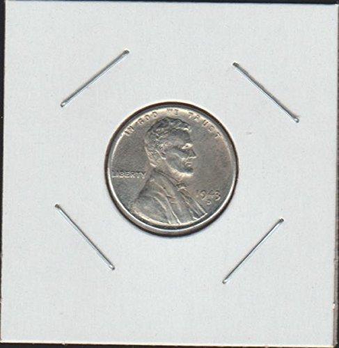 1943 Wheat Cent - 9