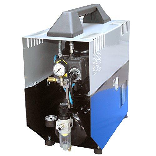 Silentaire Super Silent DR-150 Whisper Quiet Airbrush Compressor - Silentaire Airbrush Compressor