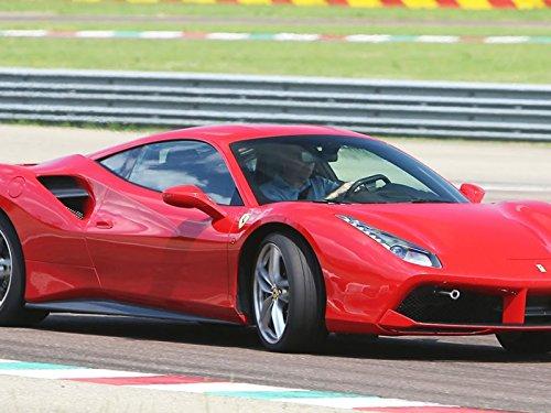2016 Ferrari 488 GTB: Raising the Bar! (Ferrari Bar)