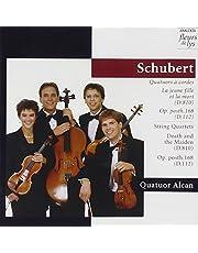 Schubert: String quartet No.8, Op. 168 in B major; String quartet no.14 in D minor 'Death and the Maiden'