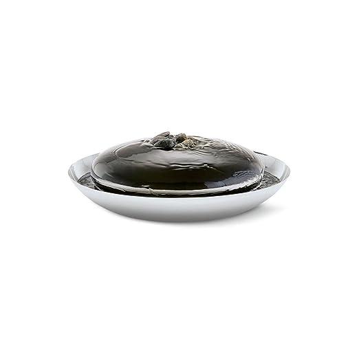 Philippi SPRING fuentes de acero inoxidable, Resin, piedras ...