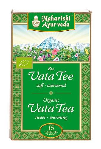 Maharishi Ayurveda Vata-Tee im Beutel (18 g) - Bio