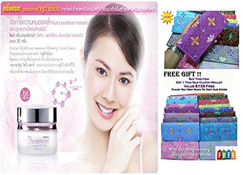 Mistine New Glutathione Whitening Facial Cream for Beautiful Skin 30 G. Amazine in Thailand (Best Thai Boxer In Thailand)