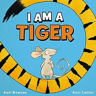 Book Cover: I Am a Tiger