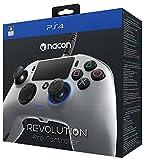 NACON Revolution PRO Controller Gamepad Silver Edition PS4 Playstation 4 eSports Designed