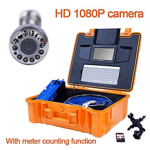 Eyoyo H1 50M Sewer Waterproof Video Camera 7