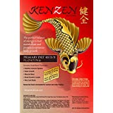 Kenzen Koi Food Primary Diet Floating 7mm for Koi Fish All Year and Winter - 10 Pound Bag