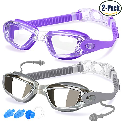 swim-goggles-pack-of-2-swimming-glasses-for-adult-men-women-youth-kids-child-with-anti-fog-waterproo