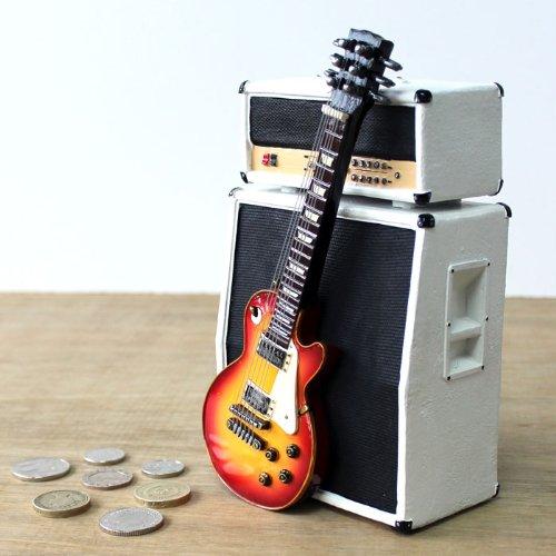 My Music Geschenke AMP & Gitarre Vintage Geld Box Xiamen Sheng Yun Import/Export Corp 2621648