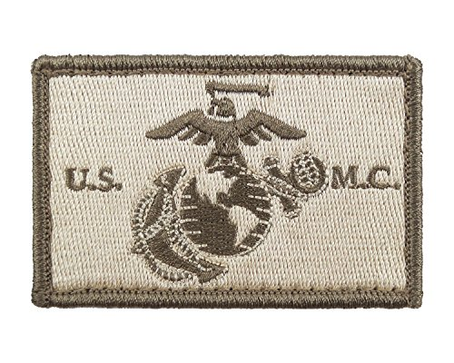 Embroidered Tactical Morale Tags Subdued