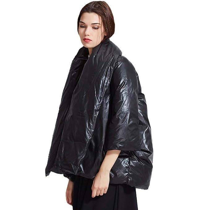 d9d4c6e0d5cc0 SIMPLE-H Piumino da donna di alta qualità Cappotto confortevole in stile  casual
