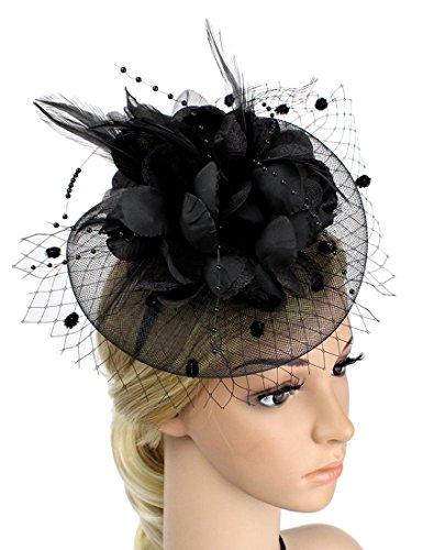 18 Black Racing Hat - 7