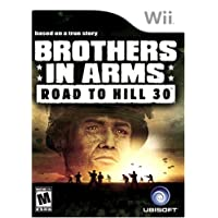 Brother's In Arms Road to Hill 30 - Wii