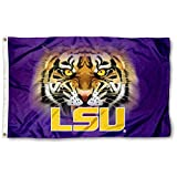 Cheap Louisiana State LSU Tigers Tiger Eyes Flag