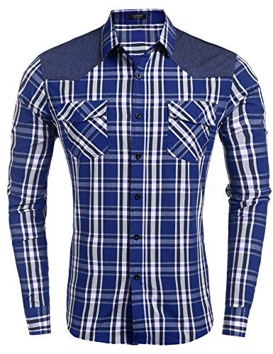 dress shirts with elbow patches - 9