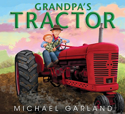 Grandpa's Tractor, used for sale  Delivered anywhere in USA