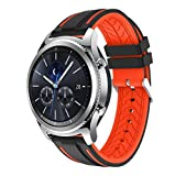 New Fashion Sports Silicone Bracelet Strap Band For Samsung Gear S3 Classic by Dressffe