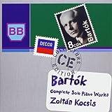 : Bartok: Complete Solo Piano Works